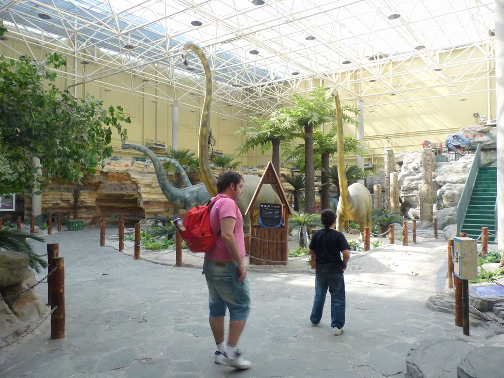 Museo de dinusarios