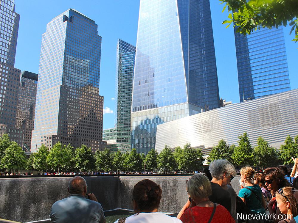 NuevaYork.com - Monumento del 11-S