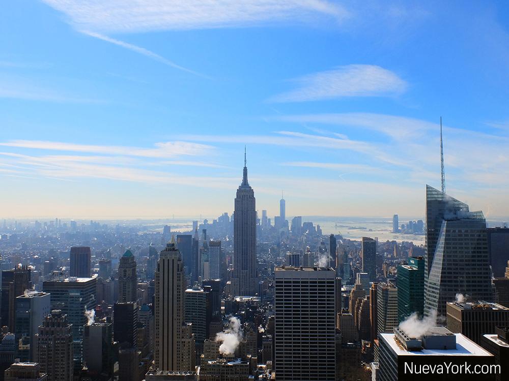 NuevaYork.com - Vistas desde el Top of the Rock