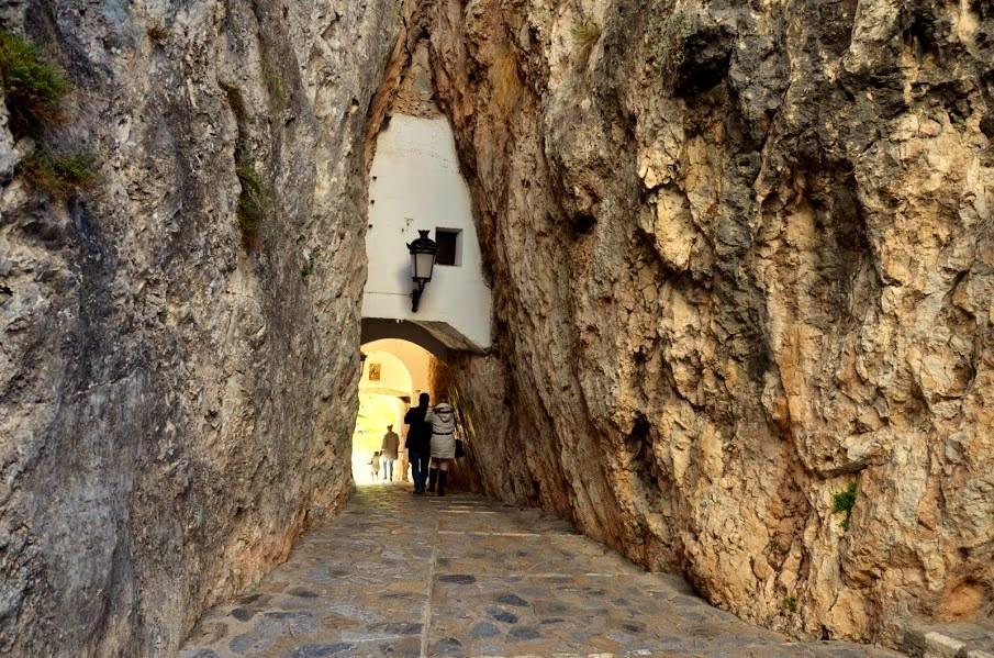 191 Qu 233 Ver En El Castell De Guadalest Alicante Marga Viaja