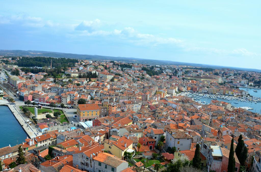 Ruta en coche por Croacia. Visitar Rovinj.