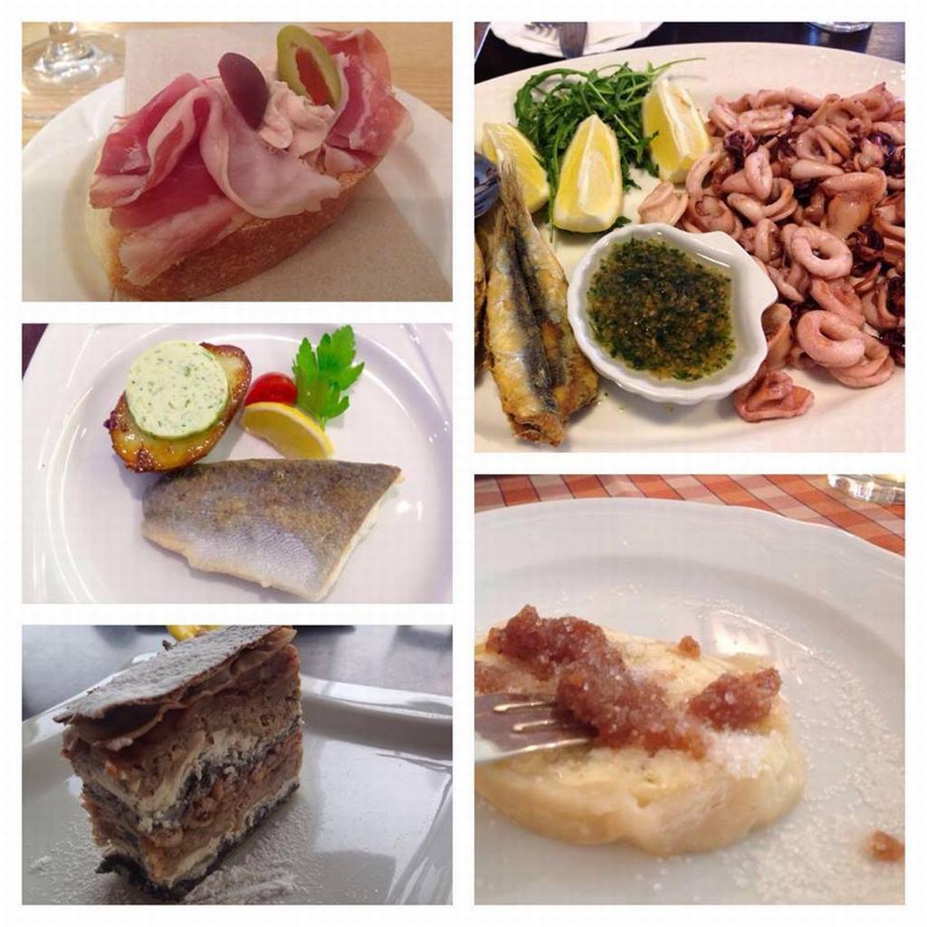 comida típica de Liubliana