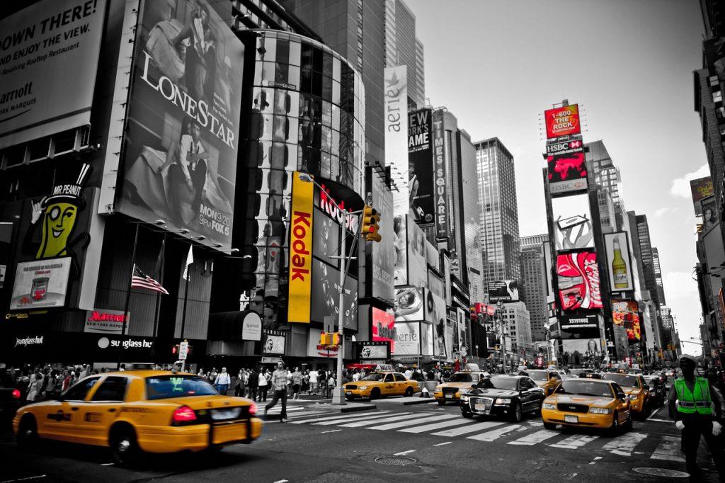 Visitar Nueva York en 3 días.