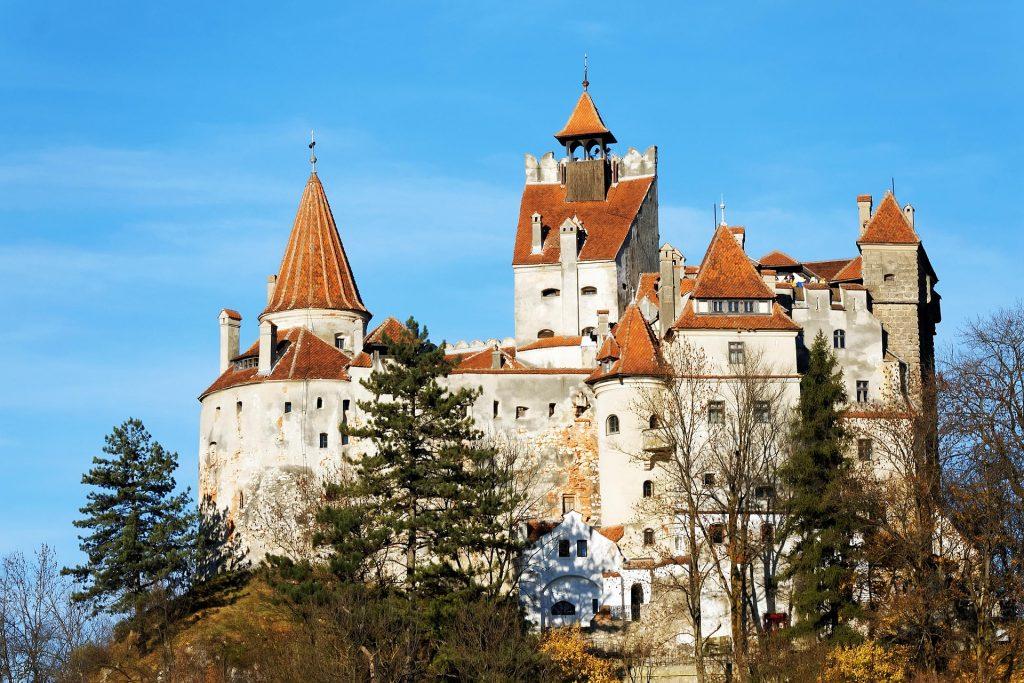 Castillo de Bran Rumania