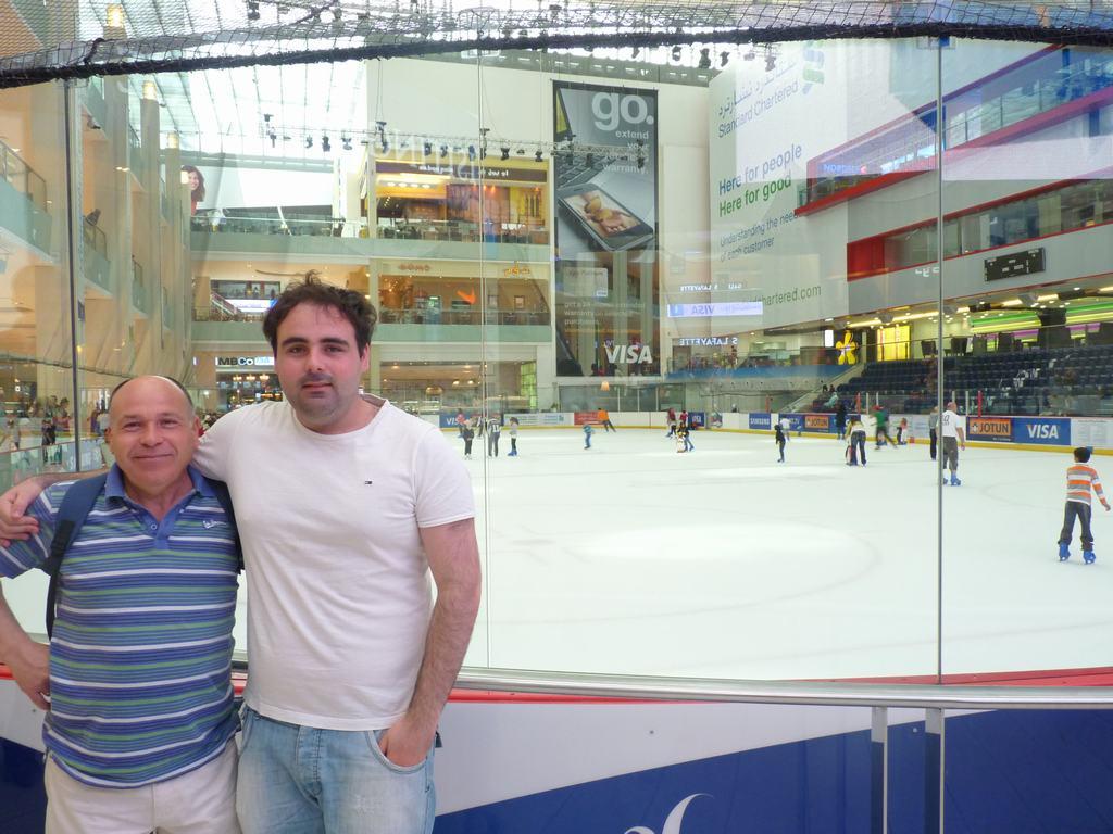 Centro comercia Dubai