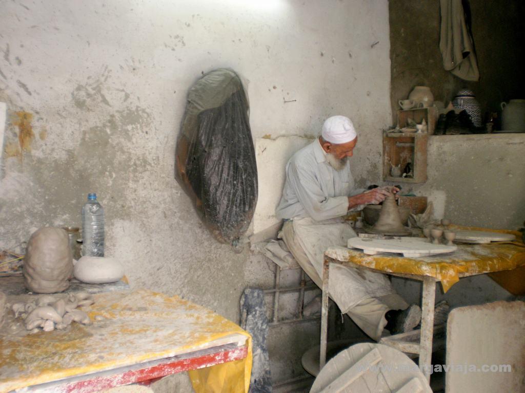 Fabrica de ceramica fez