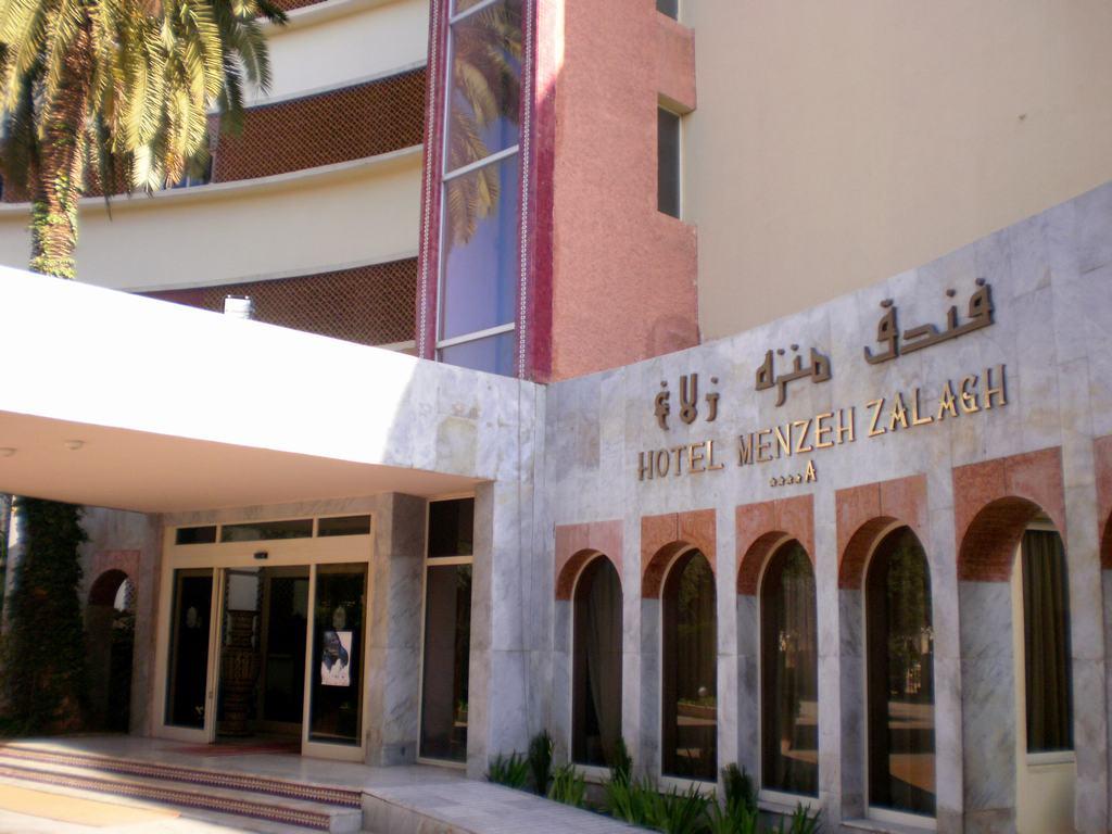 Hotel Menzeh Zalagh de Fez