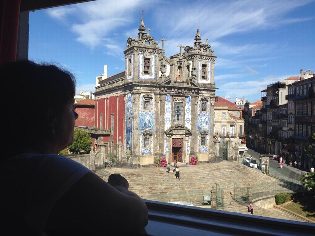 Ruta en coche por Portugal.