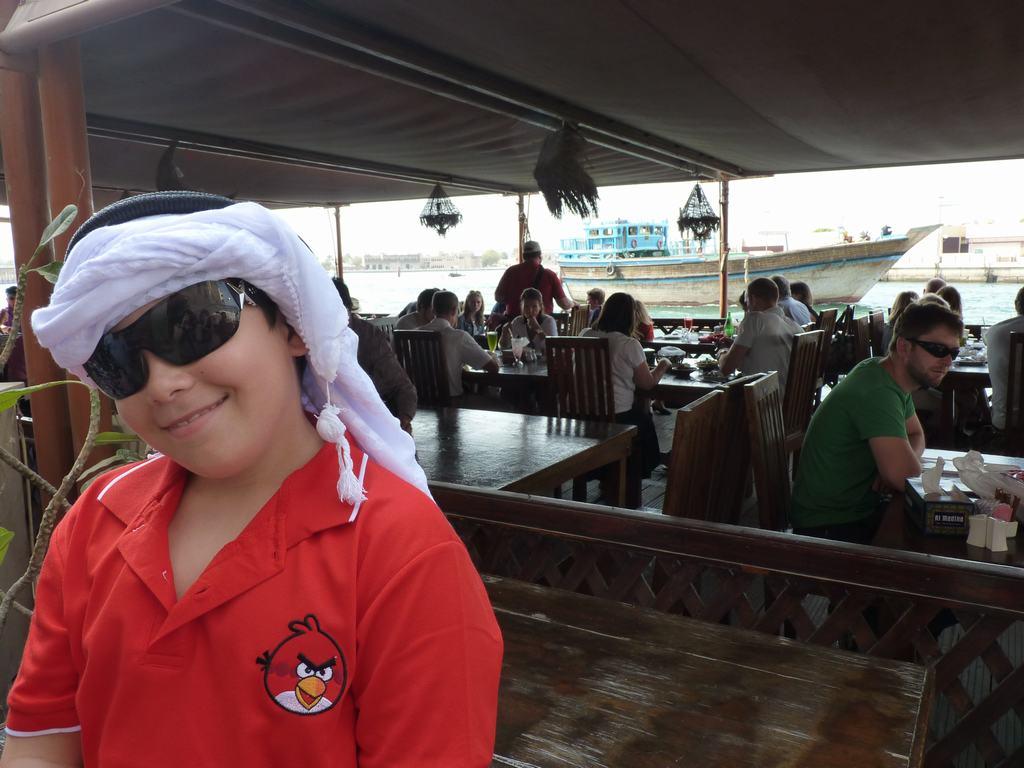 Que ver en Dubai con niños