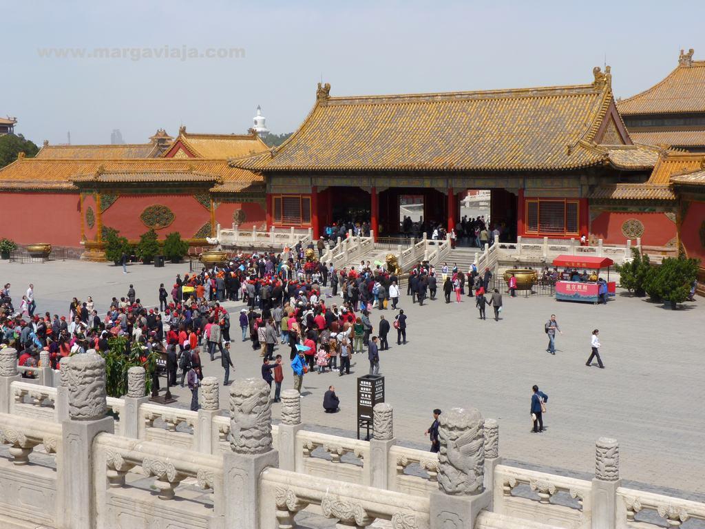 ciudad prohibida Pekin