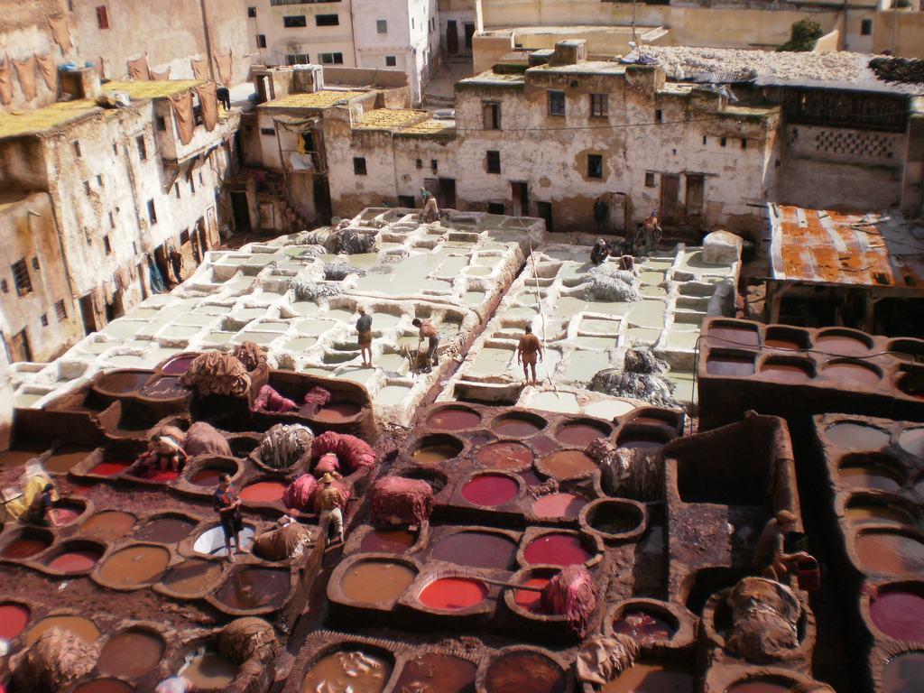 curtidores de Fez