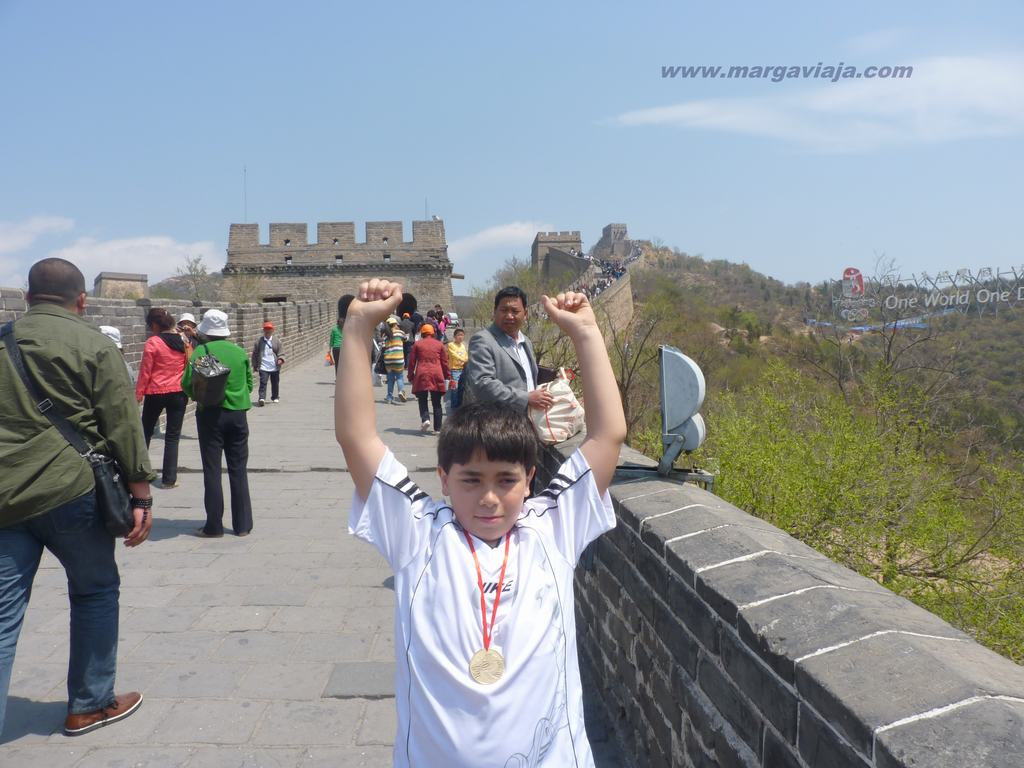 Muralla China de Badaling