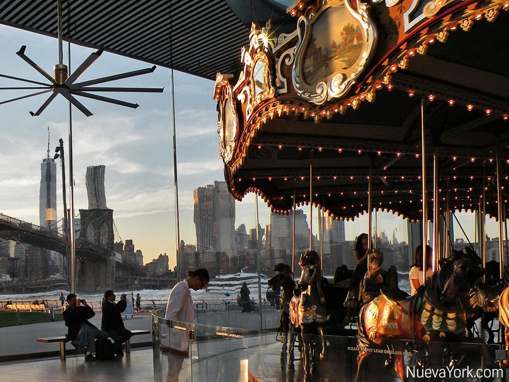 NuevaYork.com - Jane's Carousel
