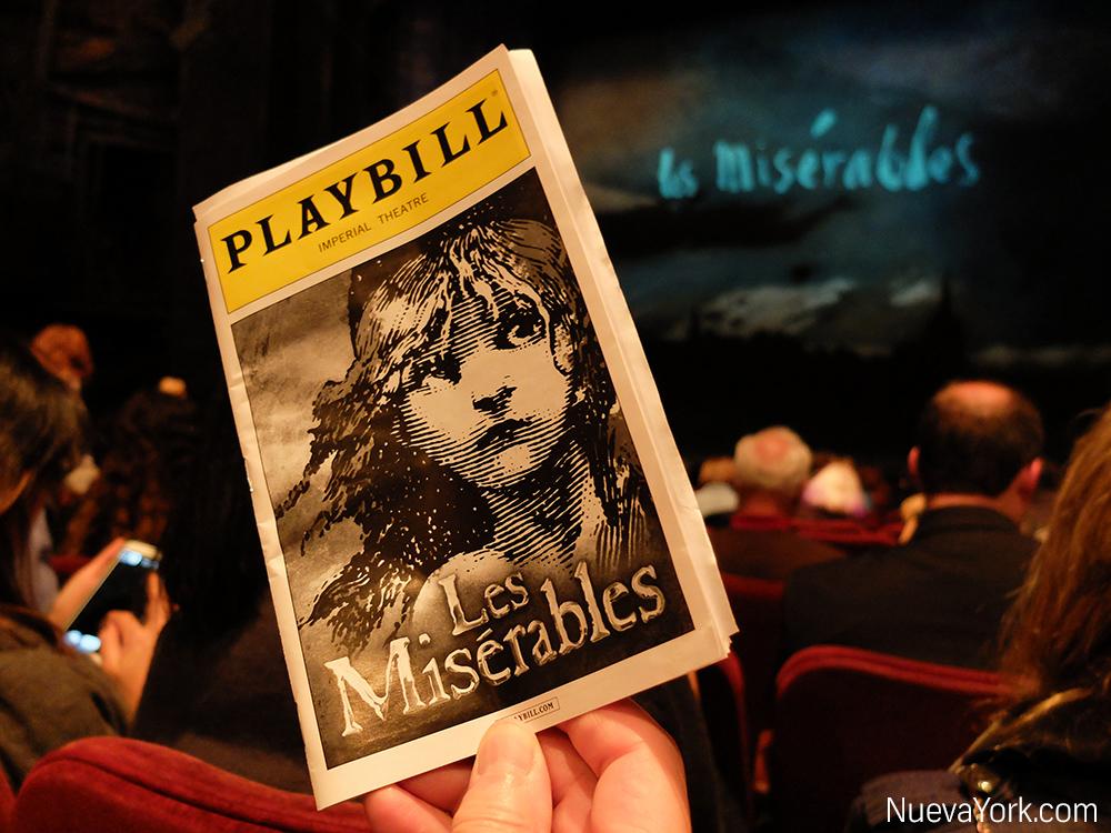 NuevaYork.com - Los Miserables en Broadway