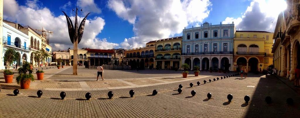 Fotos Plaza Vieja de la Habana Cuba