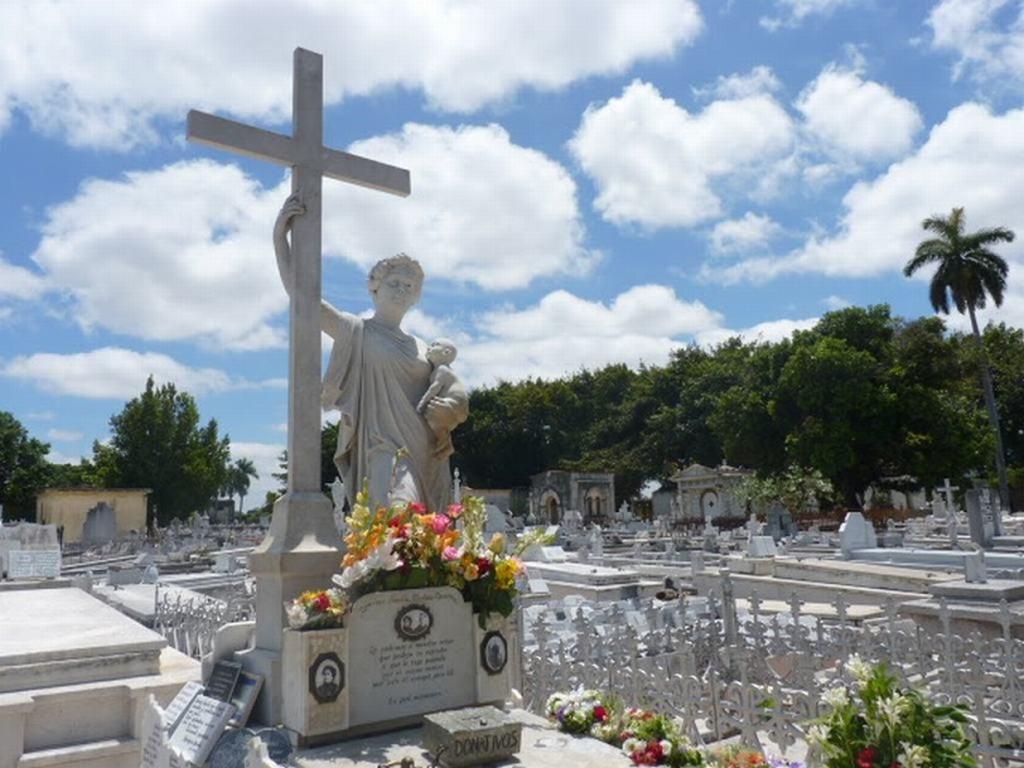 Cementerio de Colón, la Habana