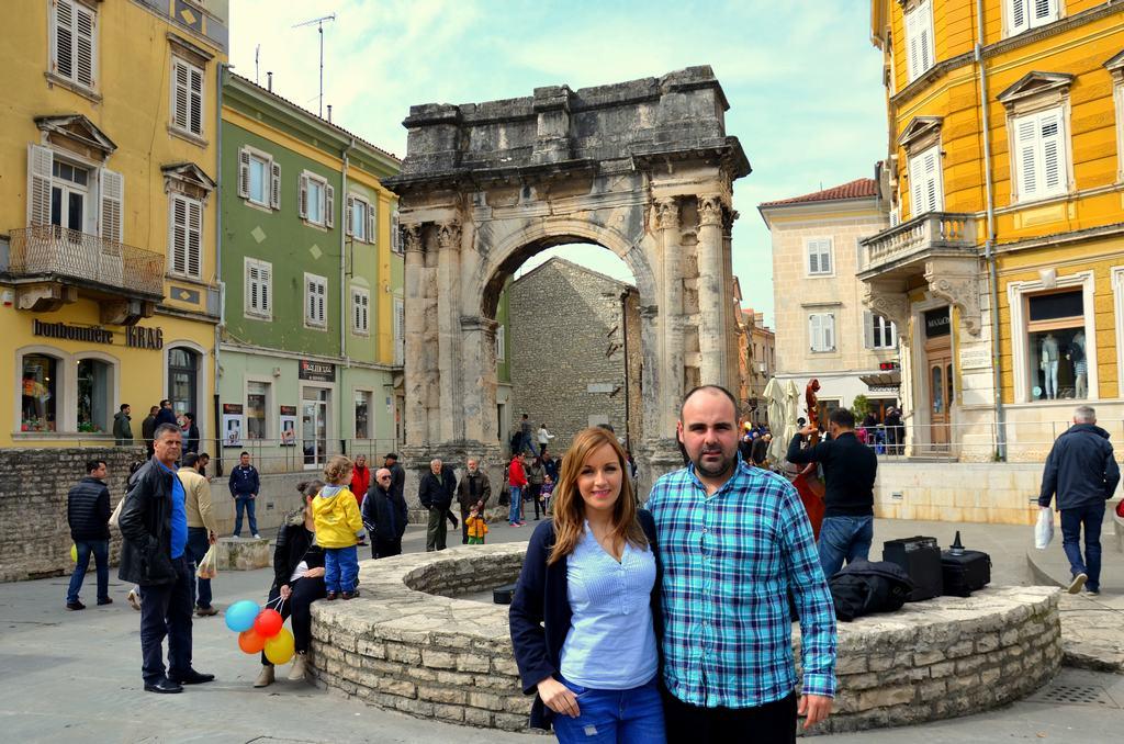 Arco de Sergio Pula