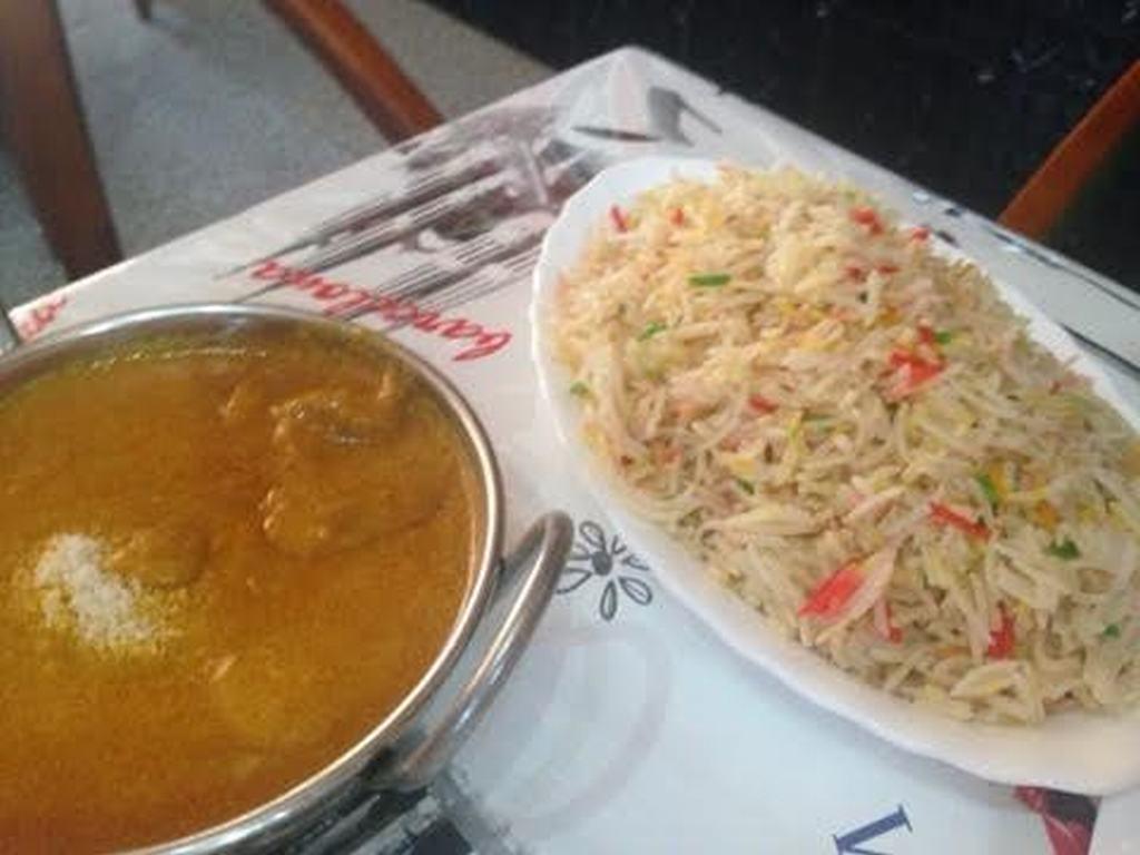 arroz india