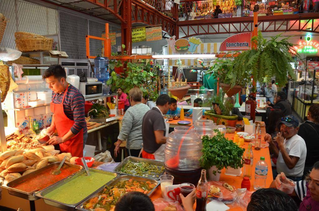 mercado Hidalgo de Guanajuato,