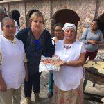 Tortillas ceremoniales del Llanito Guanajuato