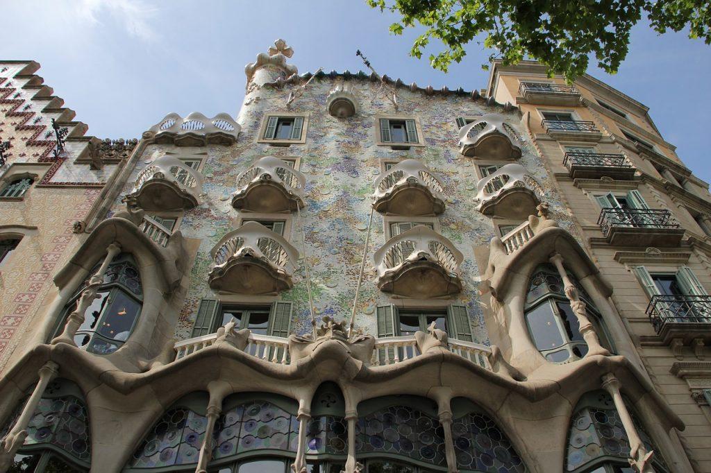 Casa battló, modernismo catalán en Barcelona