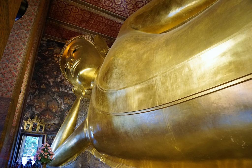 Wat pho. Sitios de interés en Bangkok.