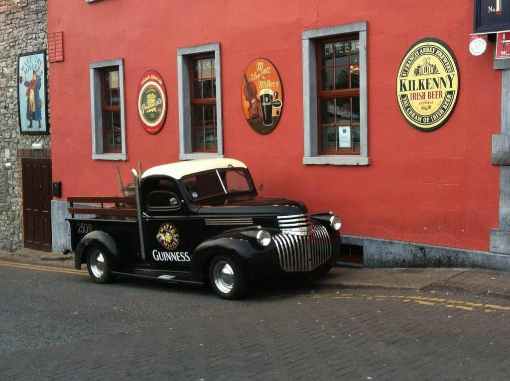 Visita fábrica Guinness en Dublín